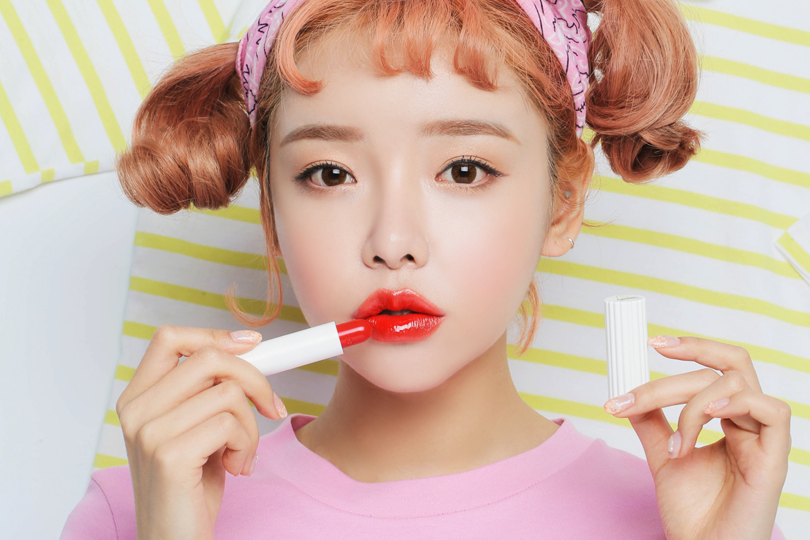 LOVE 3CE GLOSSY LIP STICK #PICNICKER