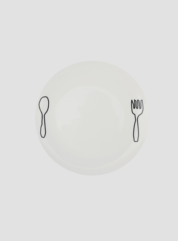 DISH SPOON&FORK-07
